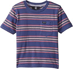 Volcom Kids Belfast Crew Top (Toddler/Little Kids)