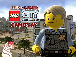 Clip: Lego City Undercover Gameplay - Zebra Gamer