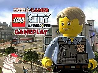 Clip: Lego City Undercover Gameplay - Zebra Gamer