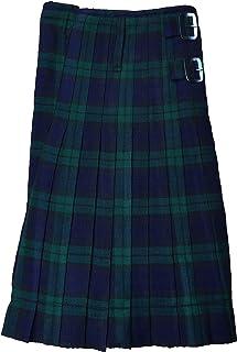 McWilliams Active Men Black Watch Scottish Highland Tartan Kilt