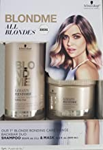 Best schwarzkopf shampoo and mask Reviews