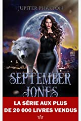 Loups, Magie et Cie (September Jones t. 1) Format Kindle