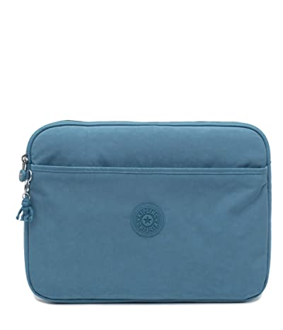 Kipling Laptop Sleeve 13 (Turquoise Sea) Bags