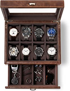 mens watch and jewelry storage