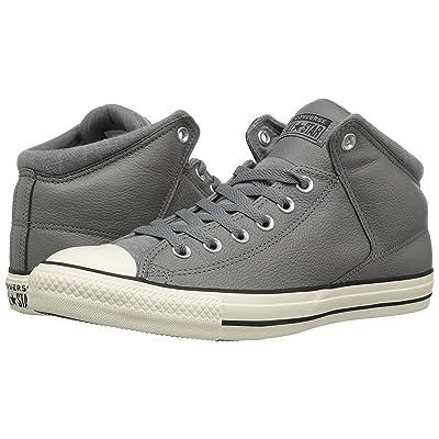 Converse Chuck Taylor All Star High Street Post Game Hi (Mason/Black/Egret) Shoes