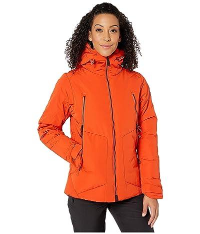 HOLDEN OUTERWEAR Auburn Down Jacket (Burnt Orange) Women