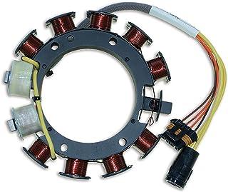 CDI Electronics 173-4849 Johnson/Evinrude Stator-4 Cyl. 20 Amp (1995-2006)