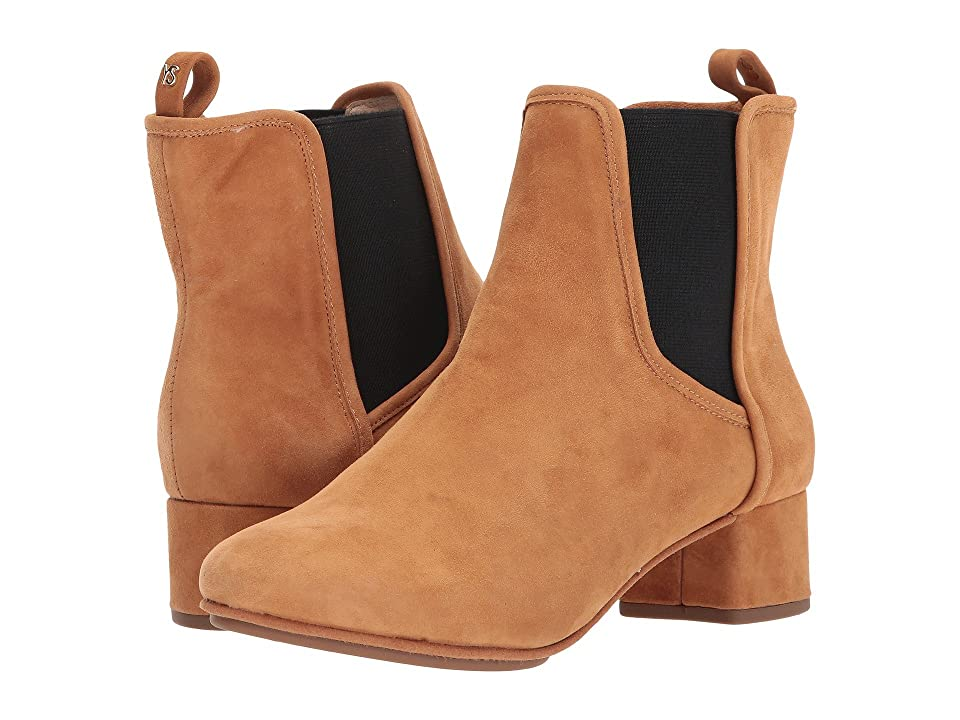 Yosi Samra Penelope Bootie (Bone Brown) Women