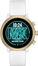 Michael Kors Access Gen 4 MKGO Smartwatch- Lightweight Touchscreen Powered with Wear OS..
