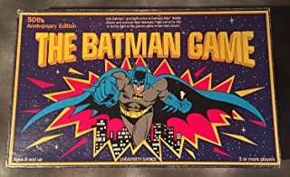 University Games 50th Anniversary Edition The Batman Game