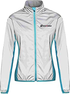 Oszone Cycling and Running 360 Reflective Long Sleeve Jacket-Women