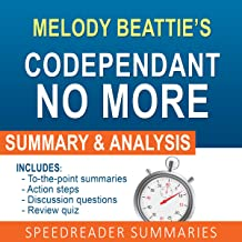 Best codependent no more summary Reviews