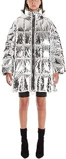 IENKI IENKI Luxury Fashion Womens CROPPEDPYRAMIDESILVER Silver Outerwear Jacket | Fall Winter 19