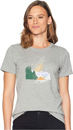 Peace Out Camping Crusher T-Shirt
