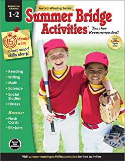 Best summer bridge activities grades k 1 Reviews