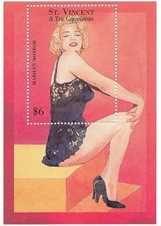 st vincent postage stamps
