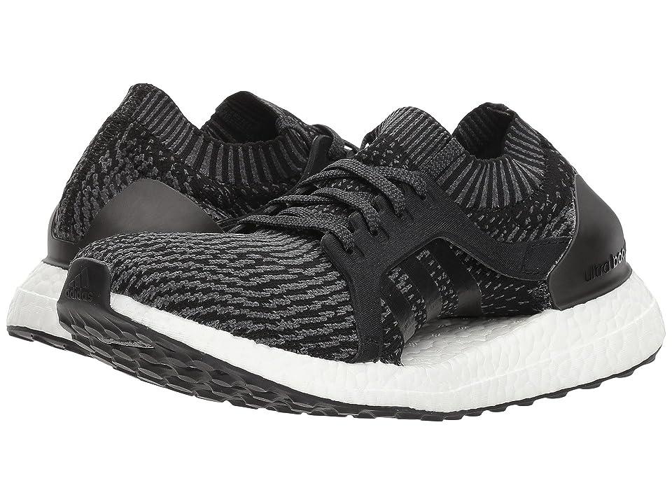 adidas Running UltraBOOST X (Core Black/Solid Grey/Onix) Women