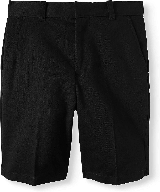 George Boys School Uniforms Flat Front Shorts