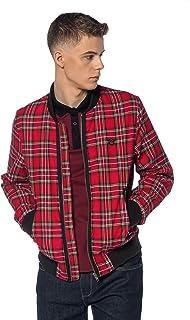 merc Ainslie, Tartan Men's Bomber Jacket