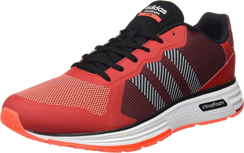 FitnessschuheFlyer Herren Schwarz Kkvob6bb73422 Cloudfoam Adidas mnwN80v