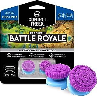 KontrolFreek FPS Freek Battle Royale Performance Thumnbsticks for PlayStation 4 (PS4) and PlayStation 5 (PS5) | 2 High-Ris...