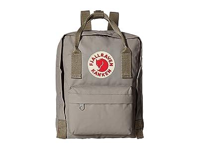 Fjallraven Kanken Mini (Fog) Backpack Bags