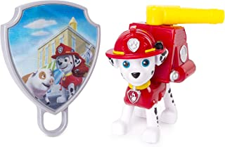 SpinMaster PAW Patrol - Action Pack Marshall with Extendable Hook and Collectible Pup Badge