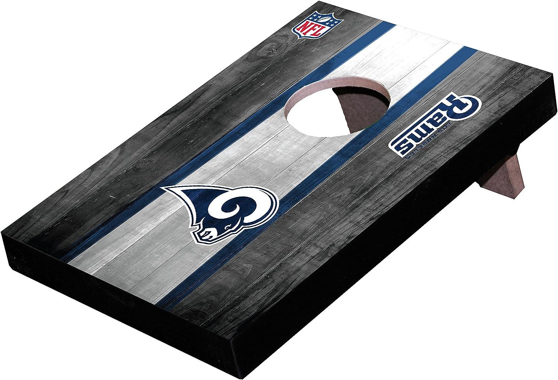 Wild Sports NFL 10x6.7x1.4 Mini Cornhole Game