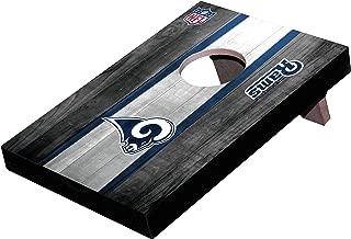 "Wild Sports NFL 10""x6.7""x1.4"" Mini Cornhole Game"