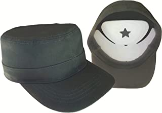 3Pk. Military Hat Crown Half Shaper| Army Cap Shaper| Hat Liner| for Hat Storage