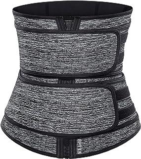 BFYTN Neoprene Sweat Waist Trainer Corset Trimmer Belt for Women Weight Loss, Waist Cincher Shaper Slimmer