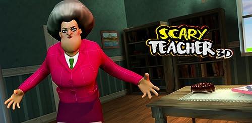 『Scary Teacher 3D』のトップ画像