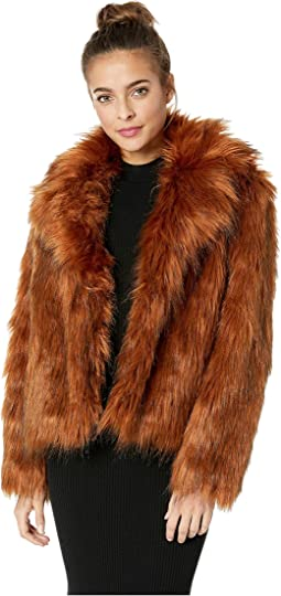 Penny Lane Lux Faux Fur Jacket