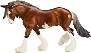 Breyer Traditional Series SBH Phoenix Clydesdale Horse | Model Horse Toy | 13.75