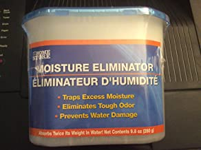 The Home Store Moisture Eliminator Dehumidifier Pellets with Charcoal, 9.8-oz. (Pack of 3)