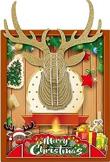 Best reindeer head puzzle Reviews
