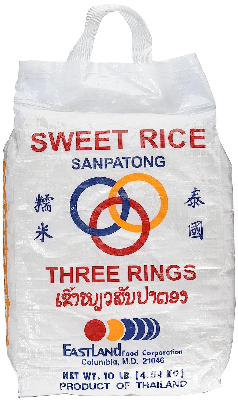 Three Rings Milwaukee Mall Ranking TOP8 Thai Sticky Rice 160 Ounce Sweet