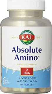 KAL Absolute Amino Tablet, 60 Count
