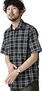 ナノ・ユニバース(nano・universe) FLOW LINEN SORONA 半袖バリエーションシャツ