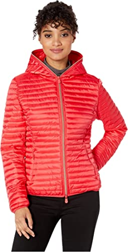 b5aa3dcc2b11 Hibiscus Red. 4. Save the Duck. Hooded Basic.  108.94MSRP   178.00