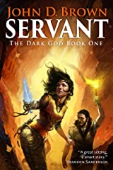 Servant: The Dark God, Book 1 (An Epic Fantasy Adventure) Kindle Edition