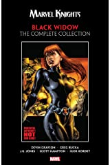 Marvel Knights Black Widow by Grayson & Rucka: The Complete Collection Kindle Edition