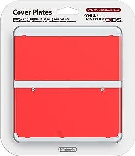 Coque pour console New Nintendo 3Ds n°18 - Orange