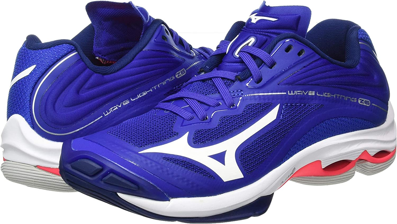Mizuno Unisexs Wave Lightning Z6 Volleyball Shoe