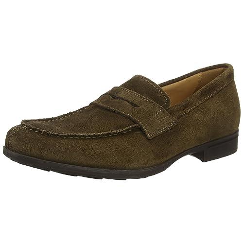 4d03da4de7c Men s Brown Loafers  Amazon.co.uk