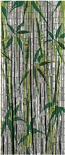 Wenko 819111500- Cortina de bambú, Puesta del Sol,