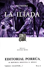 La Iliáda (portada puede variar)