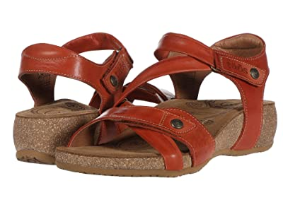 Taos Footwear Universe (Burnt Orange) Women