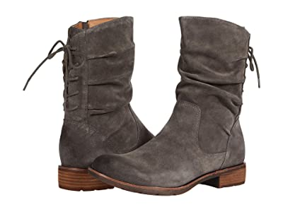 Sofft Sharnell Low Waterproof (Smoke Oiled Cow Suede) Women
