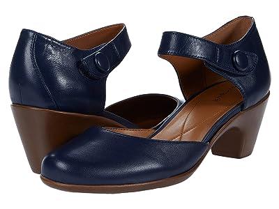 Easy Spirit Clarice (Dark Blue) Women